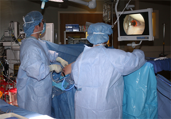 Mon General Hospital first in nation to use new endoscopic visualization system