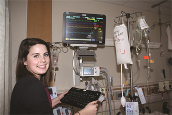 Mon General Hospital only third hospital in nation to use new IntelliVue patient monitors