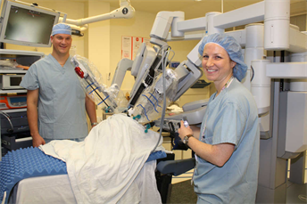 Mon General Hospital adds robotic-assisted surgery to its operating suites